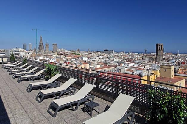 Citadine Appart Hotel Barcelone
