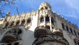 art nouveau catalan casa lleo i morera