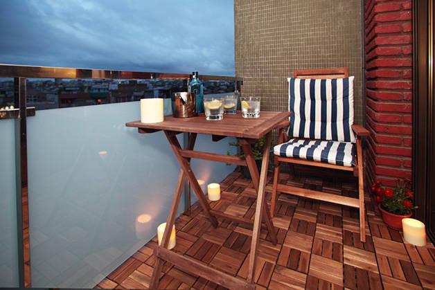 balcon hôtel séjour foot