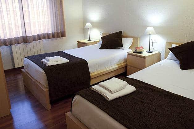 chambre pour 2 hôtel madanis