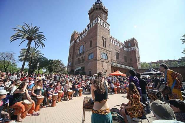 fira article parc de la Ciutadella