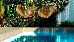 hotel ofelias piscines et transats