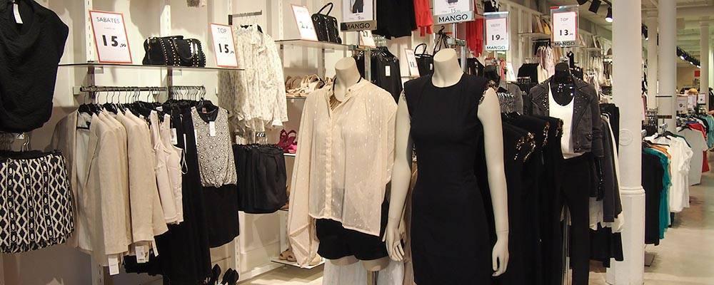 cassés Outlets Barcelonefaire prix à du shopping mode à wONnX80kPZ