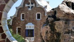 week-end spécial Gaudí parc gûell