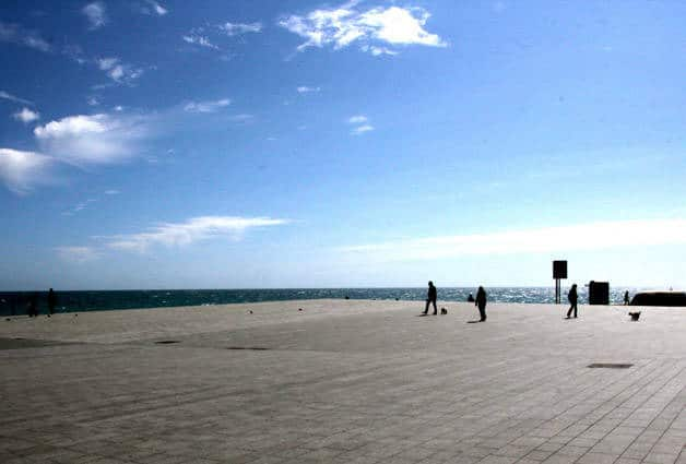 vacances de Pâques mer Barcelone
