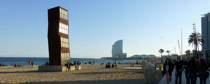 Barceloneta hôtel W