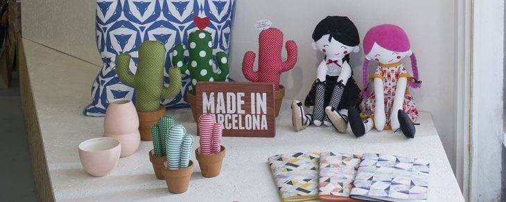omg barcelona articles en devanture
