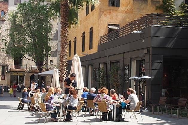 alsur café terrasses ensoleillées