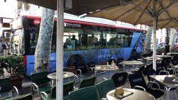 bus barcelone
