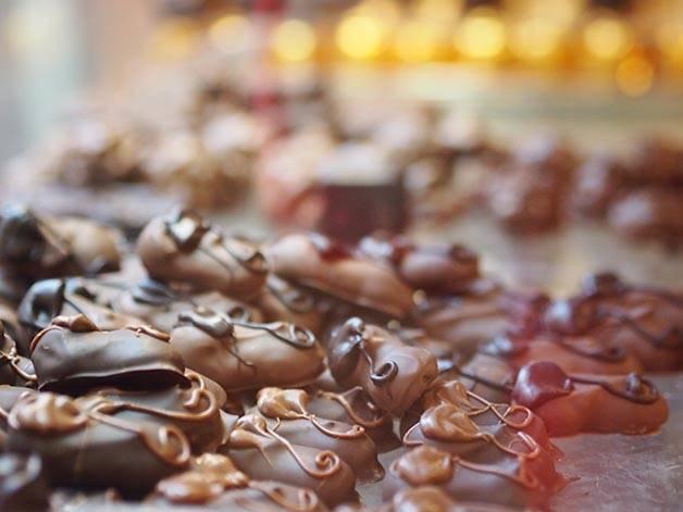 chocolatiers de Barcelone: fargas