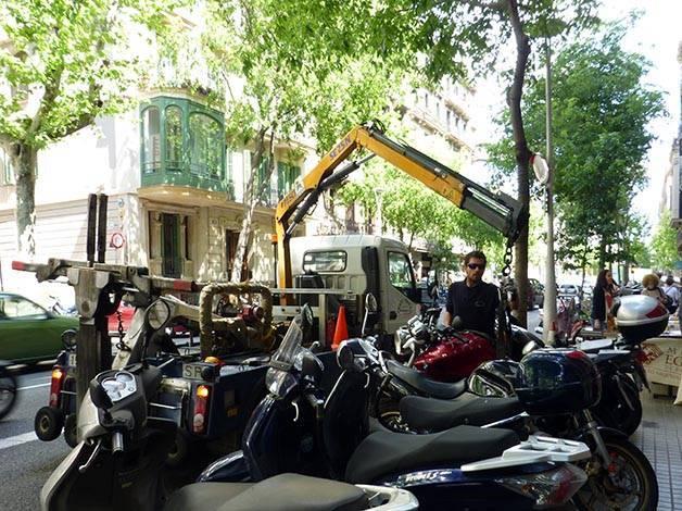 fourrière moto