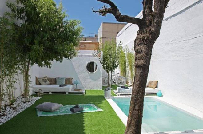 appartements touristiques maison piscine