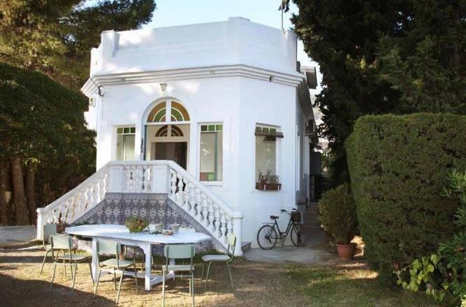 appartements touristiques jardin maison