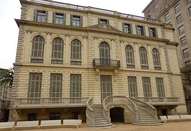 Musées gratuits de Barcelone: Palau Robert