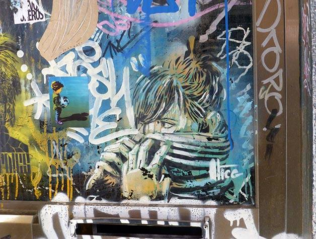 street art gotic week-end art