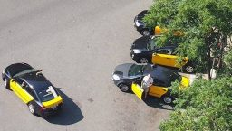 taxi barcelone