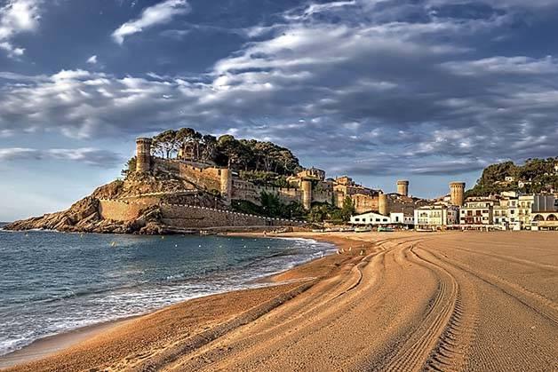 tossa de mar juin à Barcelone