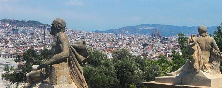 panoramas Barcelone