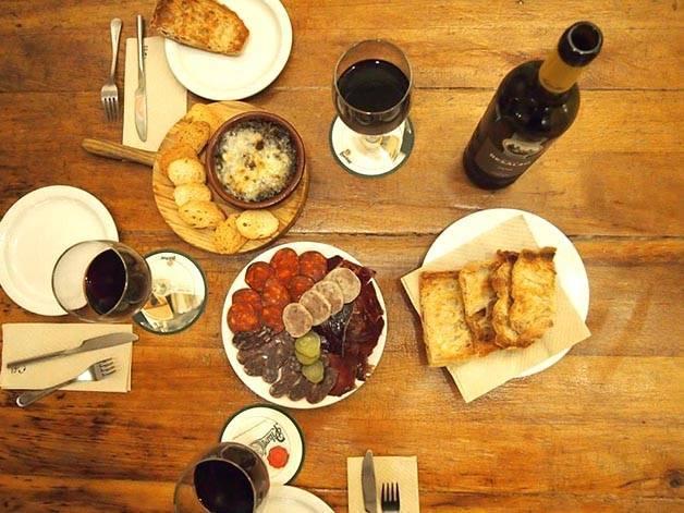 Week-end gastronomique