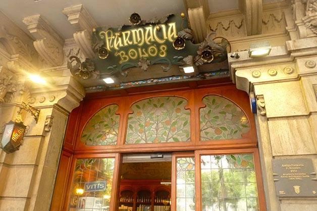 santé et pharmacie à barcelone