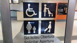 fauteuil roulant métro