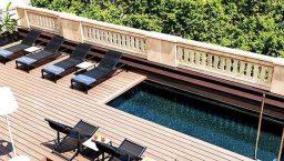 semaine des terrasses d'hôtels