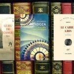 couvertures de roman sur Barcelone