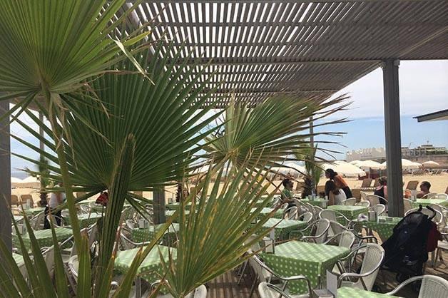 amalur bar de plage