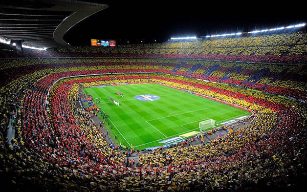 que faire à Barcelone camp nou la nuit
