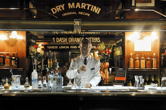dry-martini week end glamour