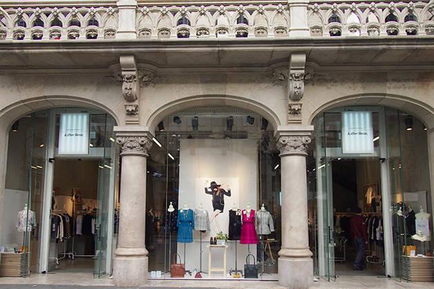 que faire à Barcelone shopping