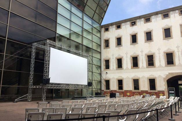 cccb cinéma en plein air