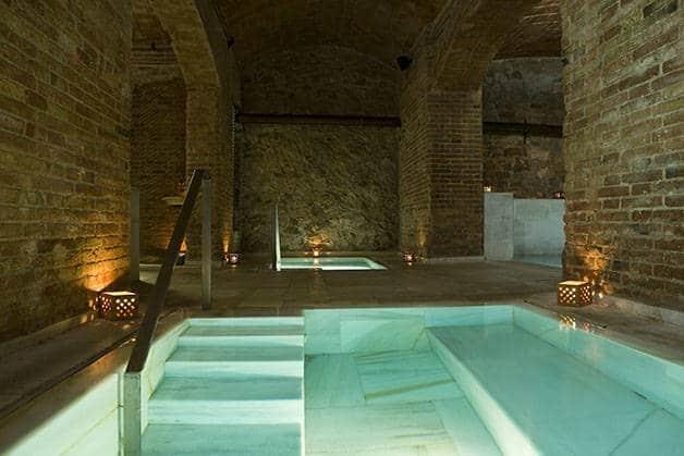aire de barcelona pour un spa en septembre
