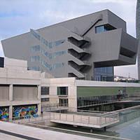 musée du design de Barcelone dhub architecture