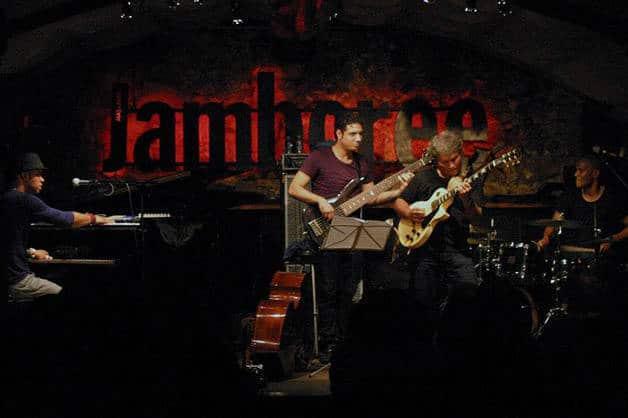 jamboree concert de guitare