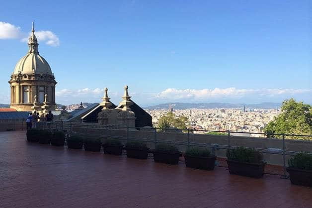 mnac terrasse et panorama