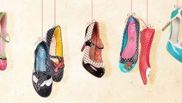 chaussures stylées de la Boutique Soul à Barcelone