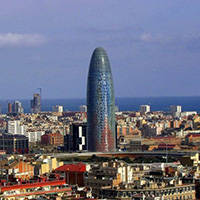 tour agbar Barcelone architecture