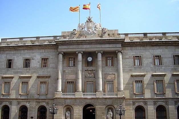 empadronamiento mairie de Barcelone