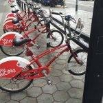 Bicing Barcelone série de vélos