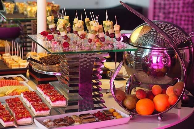 buffet brunch du barceló raval
