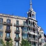 appartement à Barcelone dans un immeuble de l'Eixample