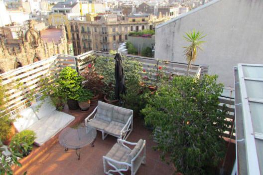 troc maison terrasse, échange d'appartement