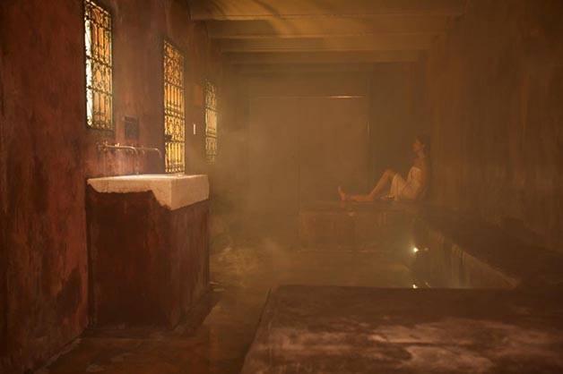 spa: rituels d'orient