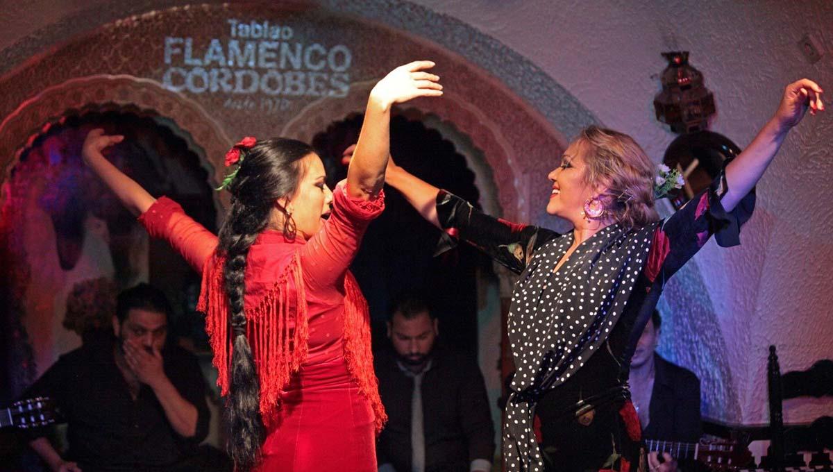 flamenco Tablao Cordobés