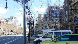 conduire une voiture à Barcelone