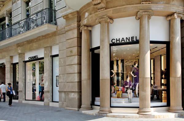 boutique Chanel activités gratuites