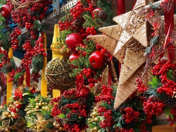 marché de noël à Barcelone novembre