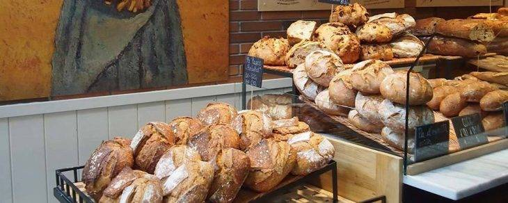 boulangerie: pains de chez Baluard