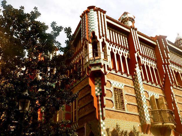 casa vicens Gaudí Gràcia activités gratuites